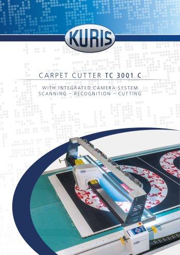 Teppich-Cutter TC 3001 C