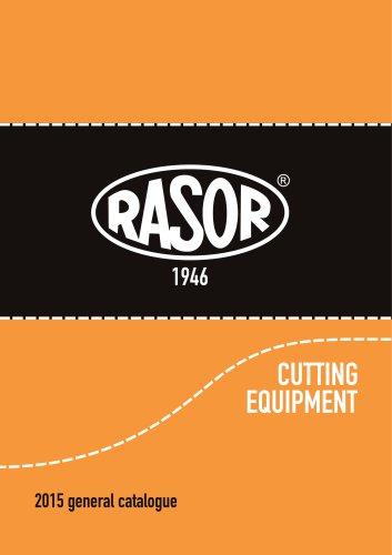 Rasor General Ccatalogue 2015