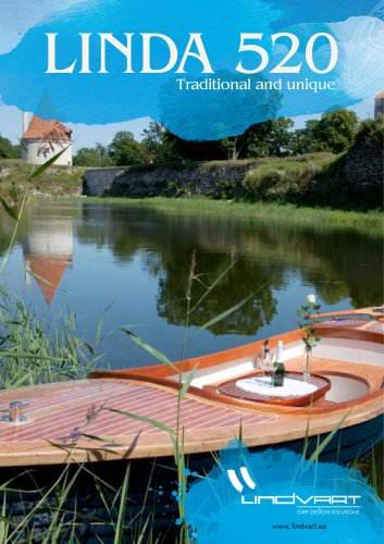 Linda 520 - Traditional and unique