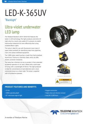 LED-K-365UV