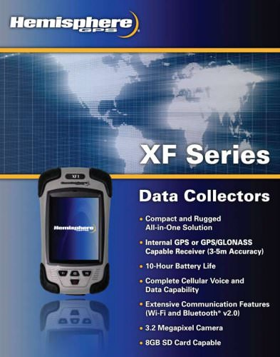XF Series Data Collector Product Brochure