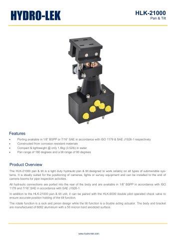 HLK-2100 - Mini Pan & Tilt