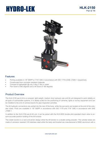HLK-2150 - Pan & Tilt