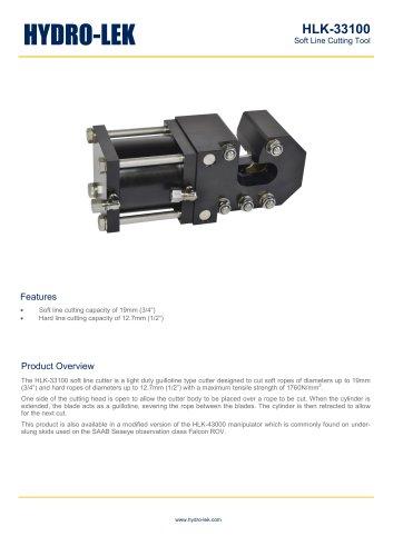 HLK-33100 - Compact Cutter