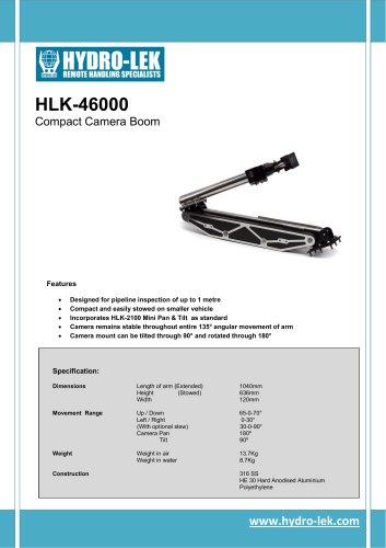 HLK-46000 - Camera Boom with Mini Pan & Tilt