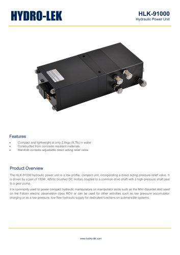 HLK-91000 - 48V DC Power Pack