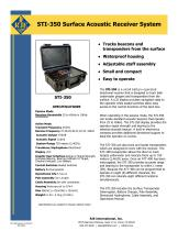 STI-350 Acoustic Receiver