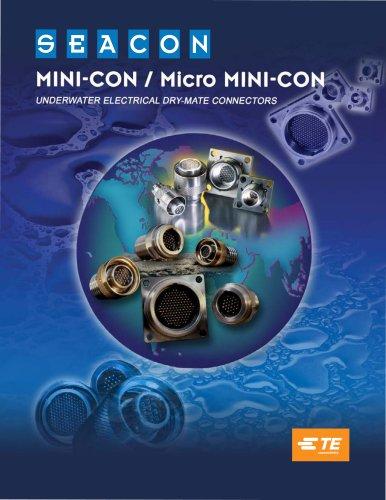 MINI-CON / Micro MINI-CON Catalog Section - Rev XIII