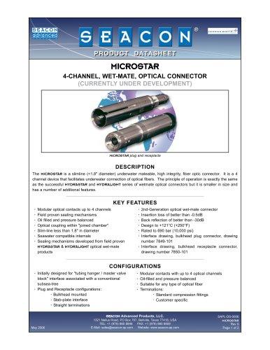 SAPL-DS-0006 MICROSTAR