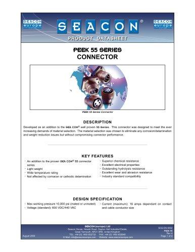SCE-DS-0002 PEEK 55 Rev 4