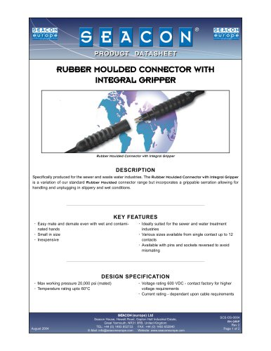 SCE-DS-0004 RM Integral Gripper Rev 2