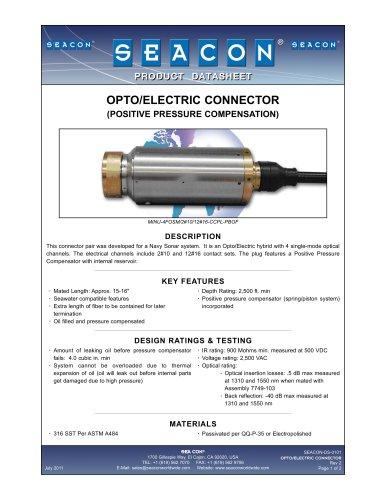 SEACON-DS-0101 Opto Electric Connector Rev 2
