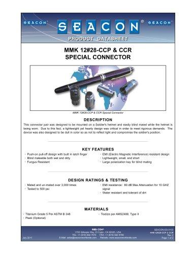 SEACON-DS-0103 MMK 12#28 CCP & CCR Rev 2