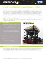 QTRENCHER 1400