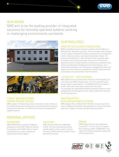 SMD General Brochure