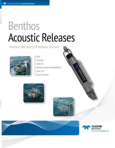 Acoustic Release Brochure