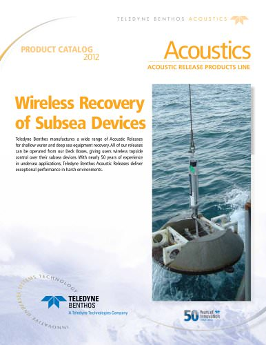 Acoustic_Release_Product_Catalog_2012