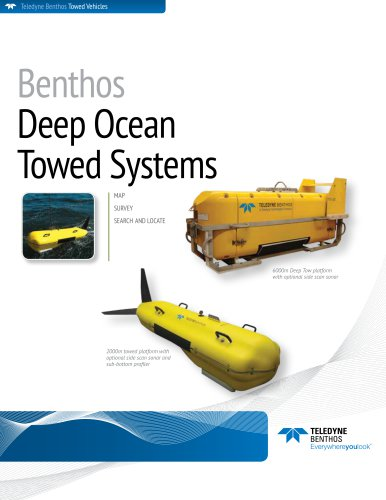 Deep Ocean Tethered Systems