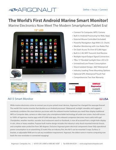 A615 Smart Monitor