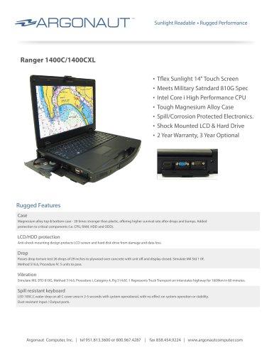 Ranger 1400C/1400CXL