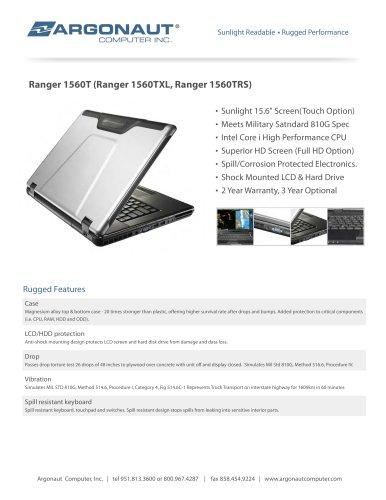 Ranger 1560TXL, Ranger 1560TRS