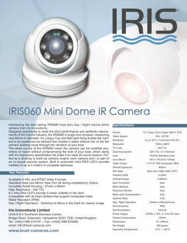 IR IS060
