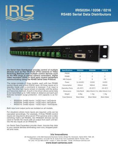 RS485 Serial Data Distributors