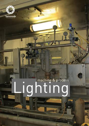 Brochure Machine Lighting