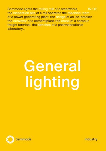 General Lighting Industry