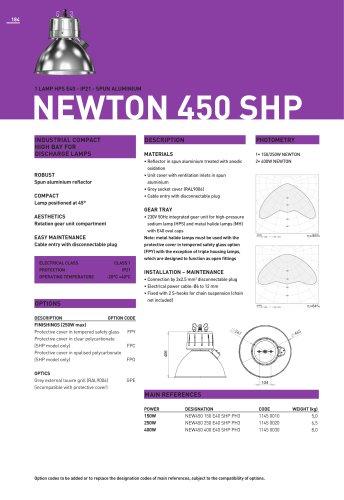 Newton 450 SHP