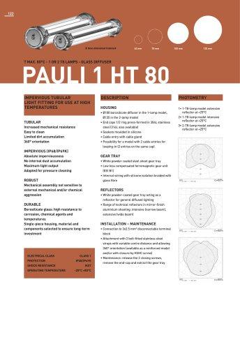 Pauli 1 HT80