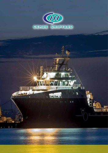 Cemre Shipyard Brochure