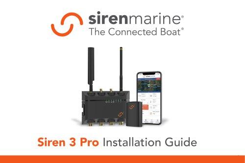 Siren 3 Pro