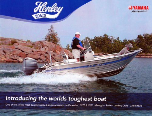 Henley Aluminum Boats