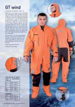 Immersion and rescue suits - 2