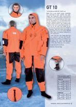 Immersion and rescue suits - 3