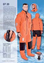 Immersion and rescue suits - 4