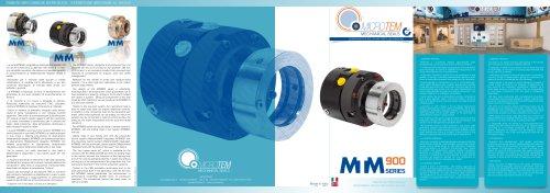 Stern tube seals MTM900