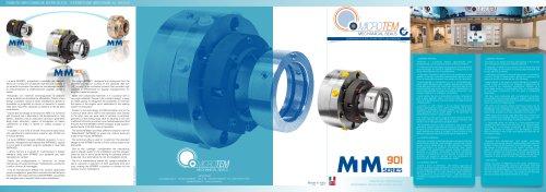Stern tube seals MTM901