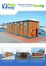 FLOATING TOILET FACILITIES