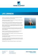 LPG Carriers