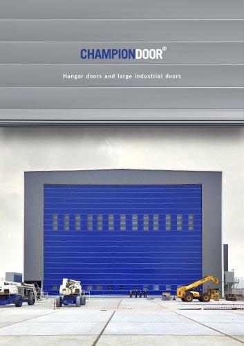 CHAMPIONDOOR® Catalogue