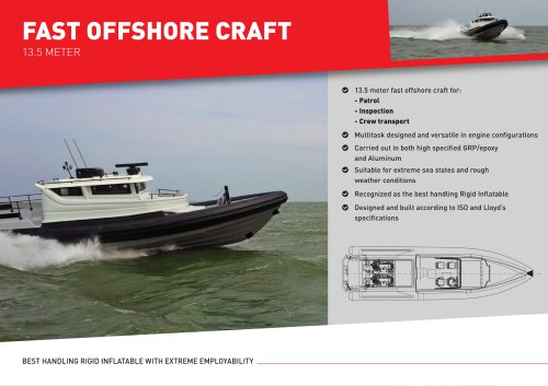 Fast Offshore Craft