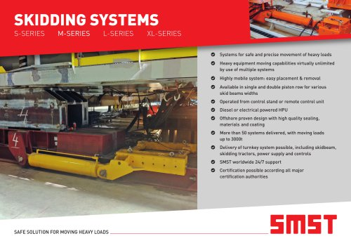 Skidding Systems