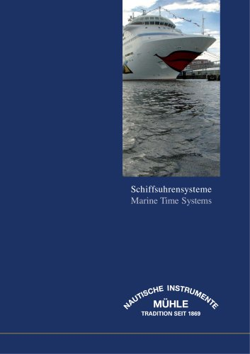 Marine Time Systems