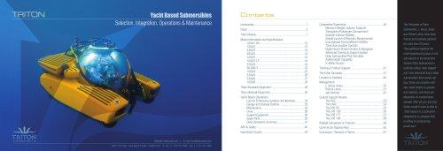 Triton Master brochure  2013
