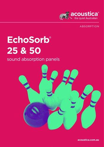 EchoSorb® 25 & 50