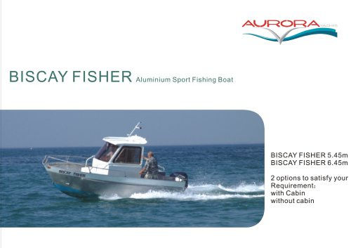 Biscay Fisher