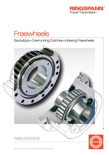 Freewheels RINGSPANN