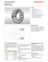 Shrink Discs RLK 603